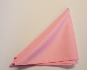 Pink Balloon Napkin