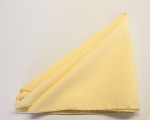 Buttercream Poly Napkin