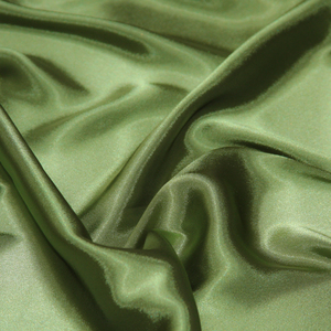 Green Apple Satin Topper