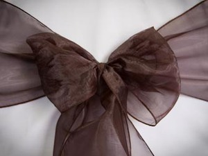 Dark Chocolate Sash