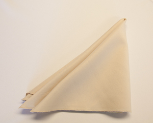 Tan Poly Napkin