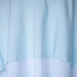 """Ice Blue  Available In: 120"""""""