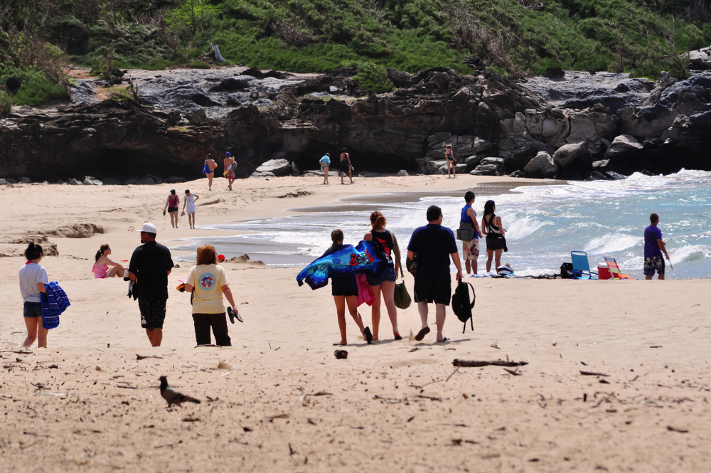 Fewer tourists and the best rental rates make summer the time to flock to D.T. Fleming and other popular Maui beaches.