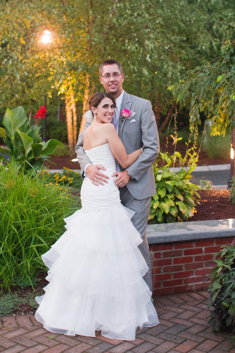 Tricia miller wedding