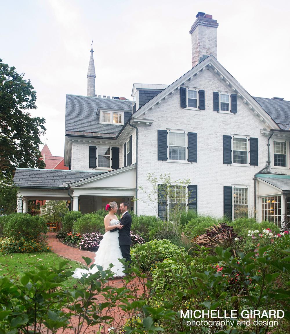 Winter Wedding Venues In Ma: The Lord Jeffery Inn :: Amherst, Ma :: Fall DIY Wedding