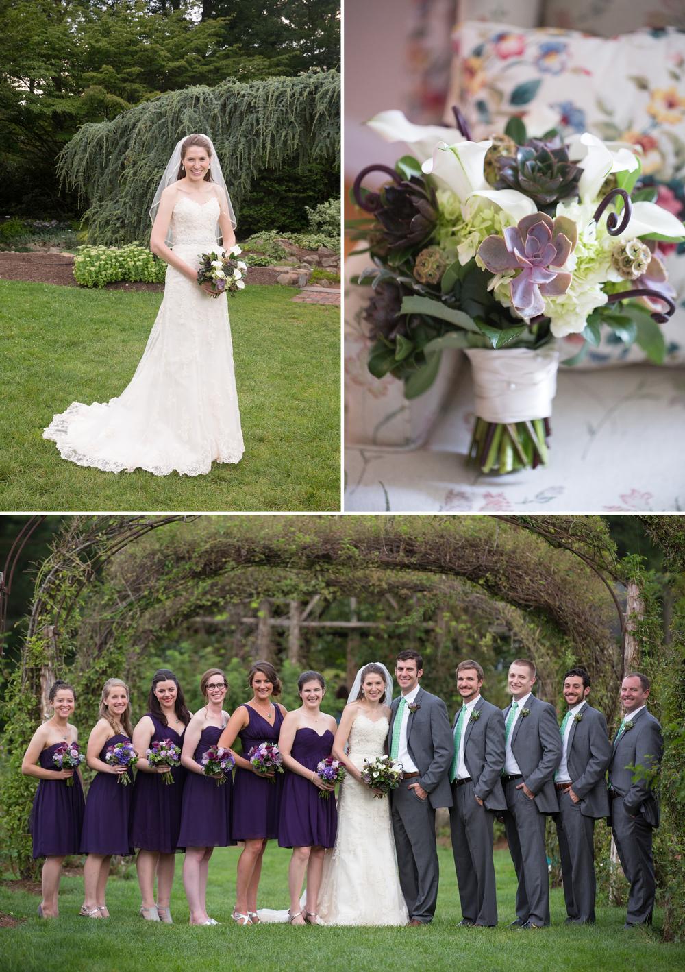 Rustic Wedding At The Pond House Cafe Elizabeth Park