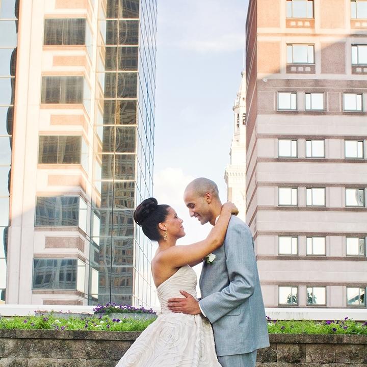 Editorial:Modern Marriott Styled Wedding