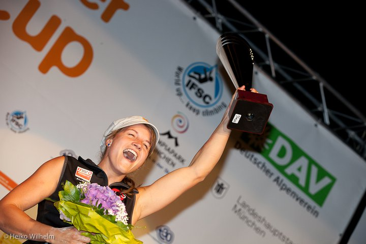winning the overall worldcup in 2011 - pic: heiko wilhelm