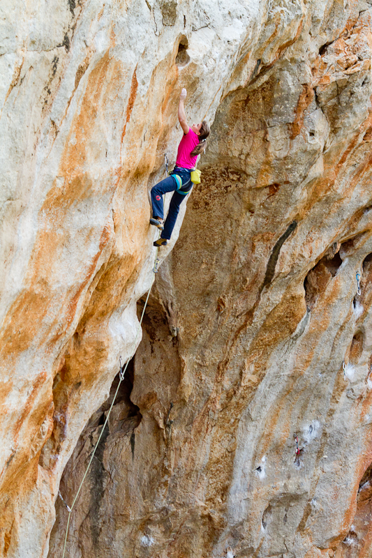 climbing in sicily pic: reini fichtinger