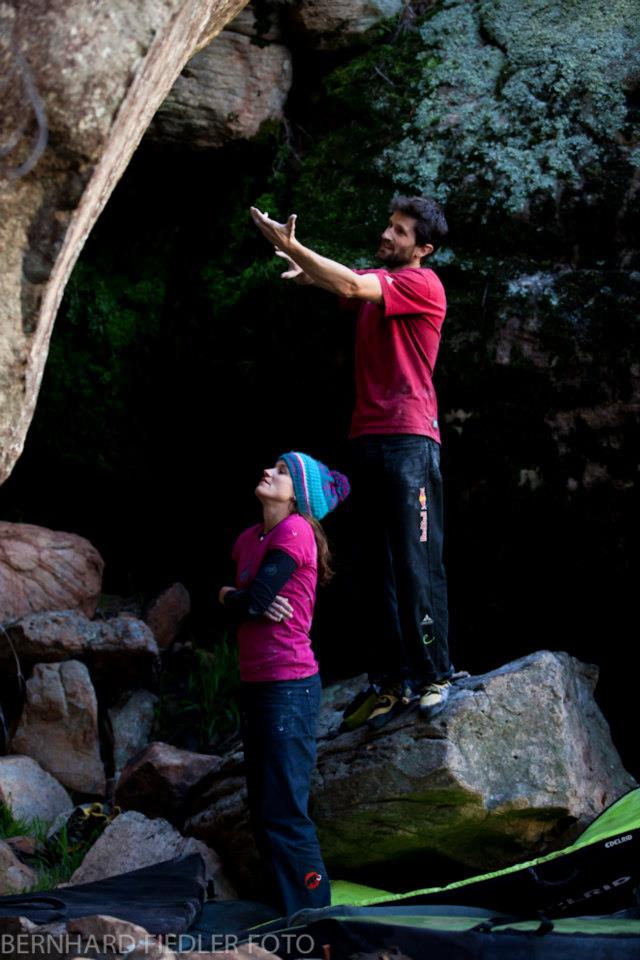 how does it work? discussing beta in the grampians pic: berni fiedler