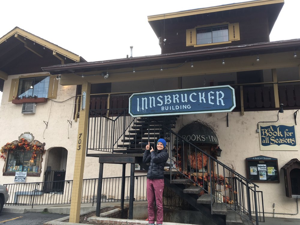 home away from home #myinnsbruck pic: fischhuber