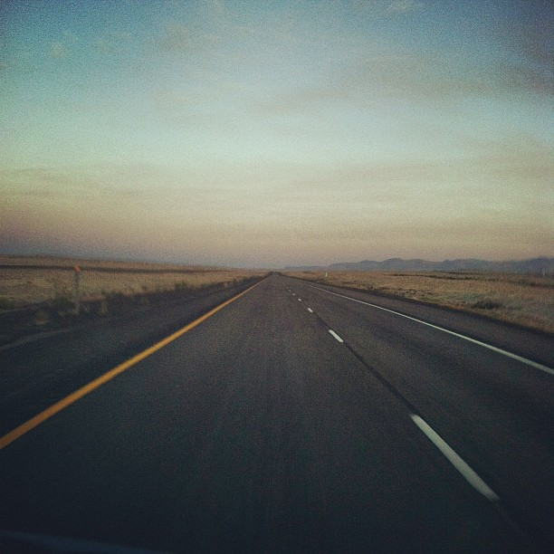Endless highway #homewardbound (Taken with  Instagram  at I-70 E)