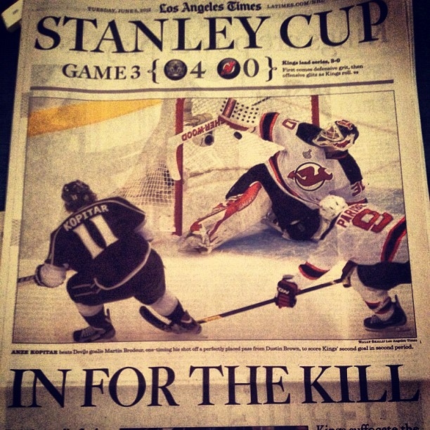 Time to make history. (Taken with  instagram )