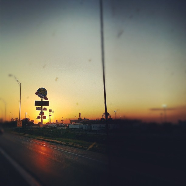 Taken with  Instagram  at Iowa 80 Truckstop
