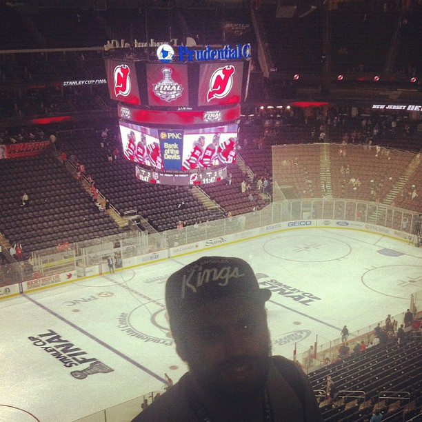 3 wins to go! (Taken with  Instagram  at Prudential Center)