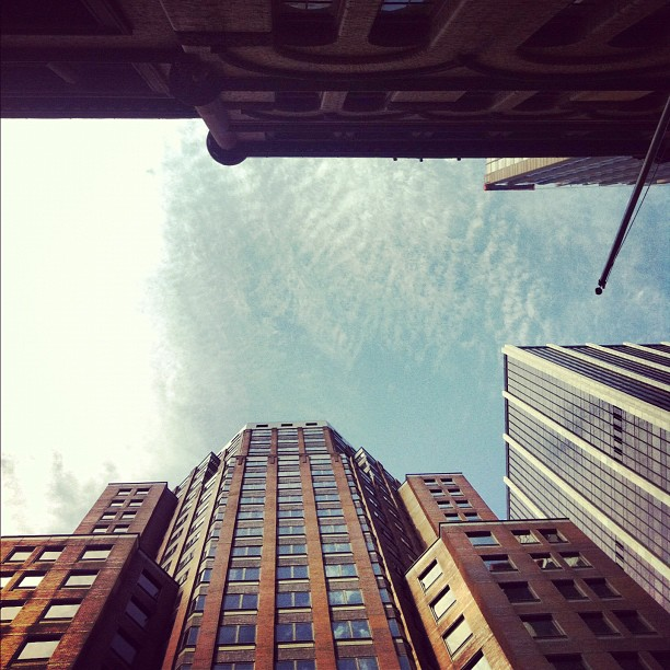 Taken with  Instagram  at 1540 Broadway