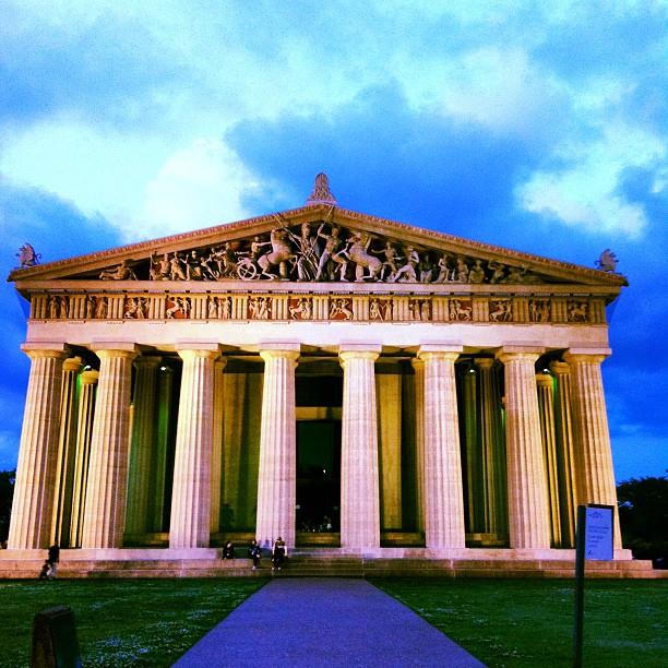 #amarvelousera (Taken with  Instagram  at The Parthenon)