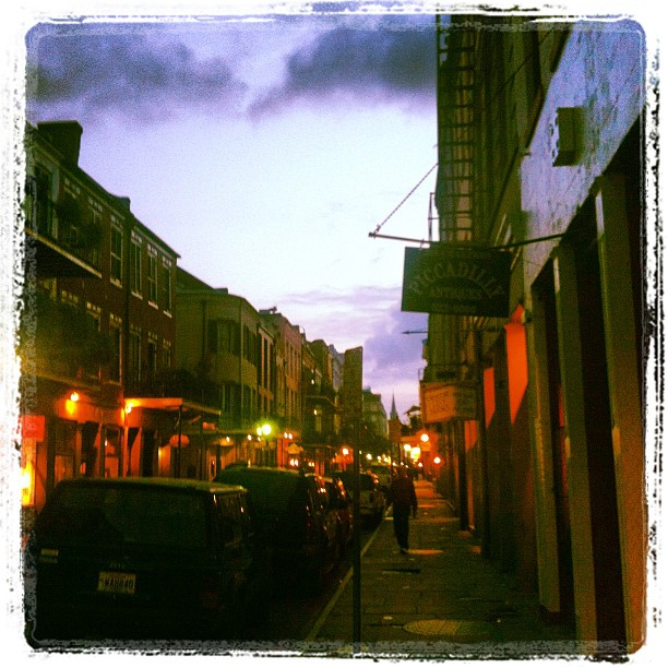 Good morning from New Orleans! (Taken with  instagram )