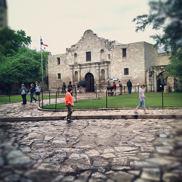 Remember the #alamo (Taken with  Instagram  at The Alamo)