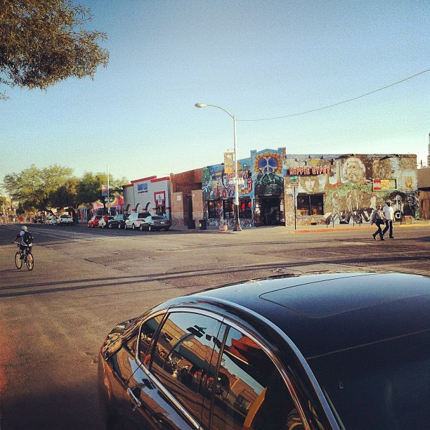 Haight in Tucson? (Taken with  Instagram  at Food Conspiracy Co-op)