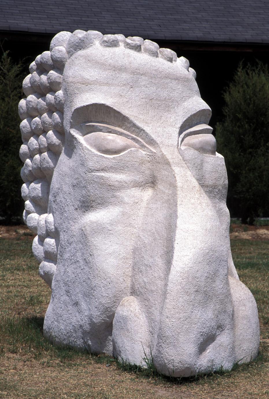 Limestone, 5' x 6' x 4'
