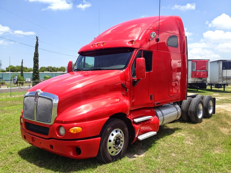 2007 KENWORTH T2000 CAT C15  13 SPEED WE FINANCE