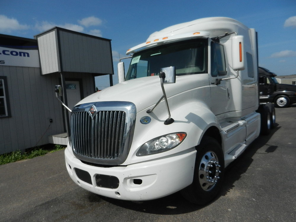 (3) Matched Units 2009 International Prostars Miles 700-780k Cummins ISX 10 speeds