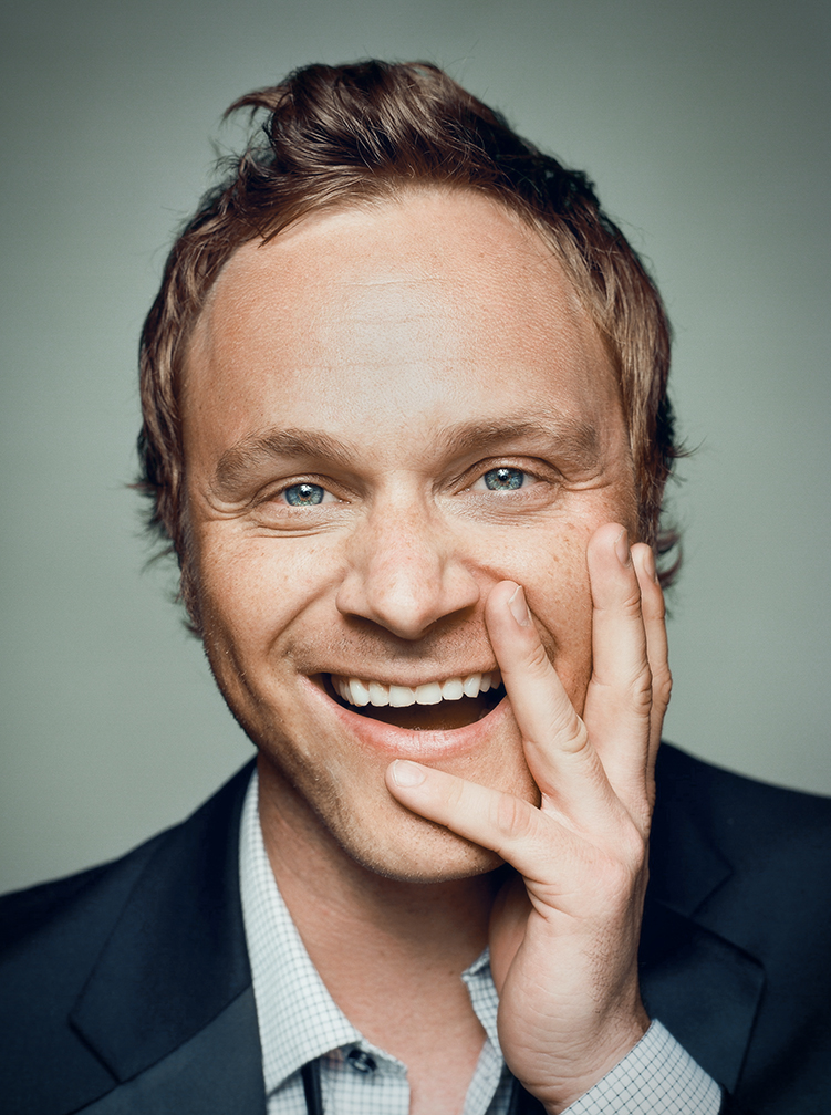 David Anders (Alias) for Ladygunn