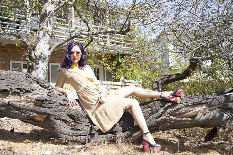 """Pom Klementieff of """"Oldboy""""  for XO Magazine"""