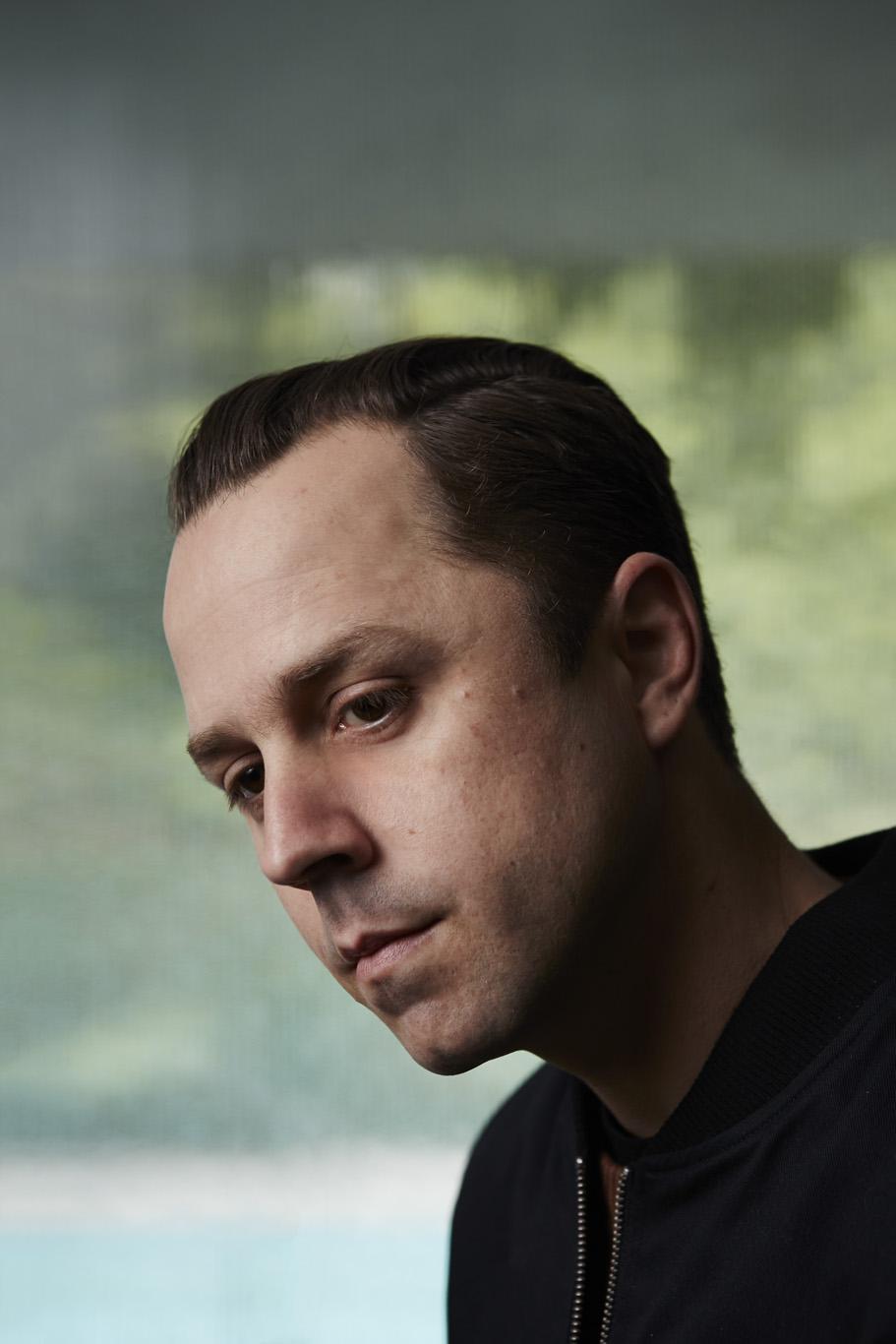 Giovanni Ribisi - Wesc Magazine - Photographer Giovanni Reda