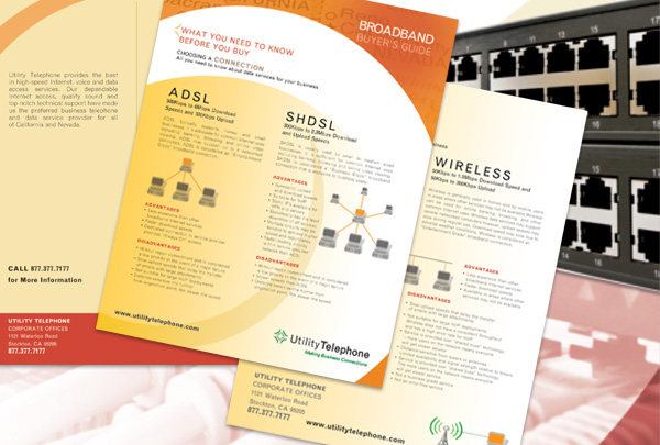 Broadband Services Brochure