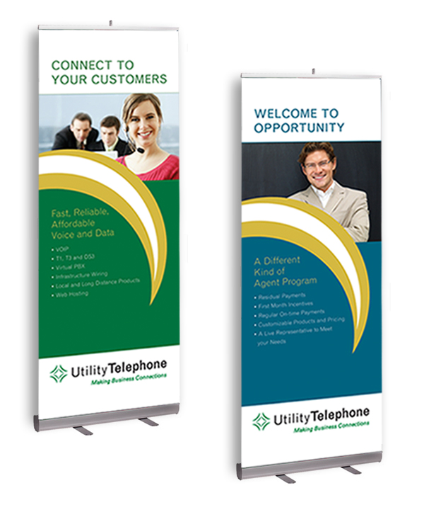 Trade Show Booth Supporting Panels