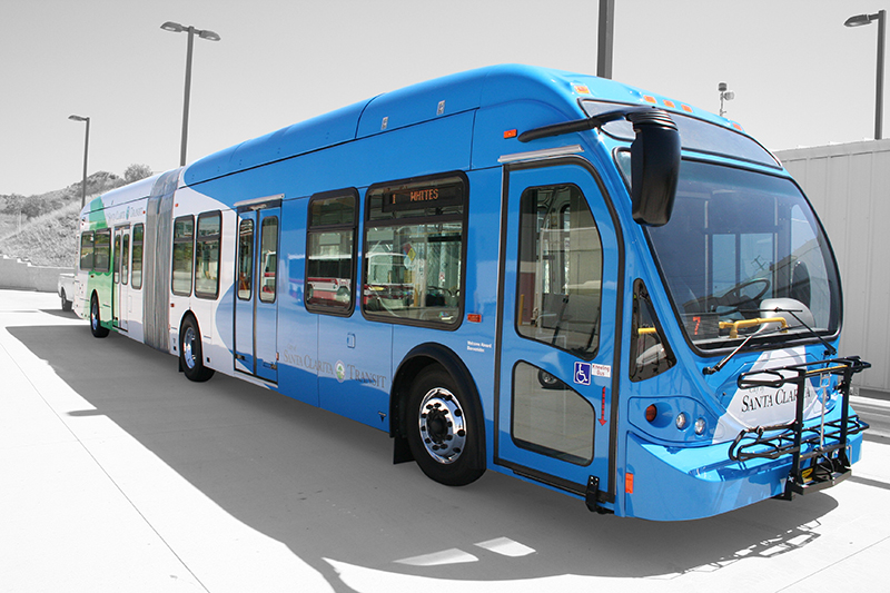 60' Articulated Bus