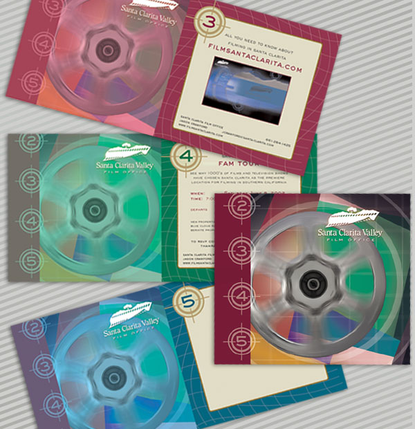 Promotional CD Packaging