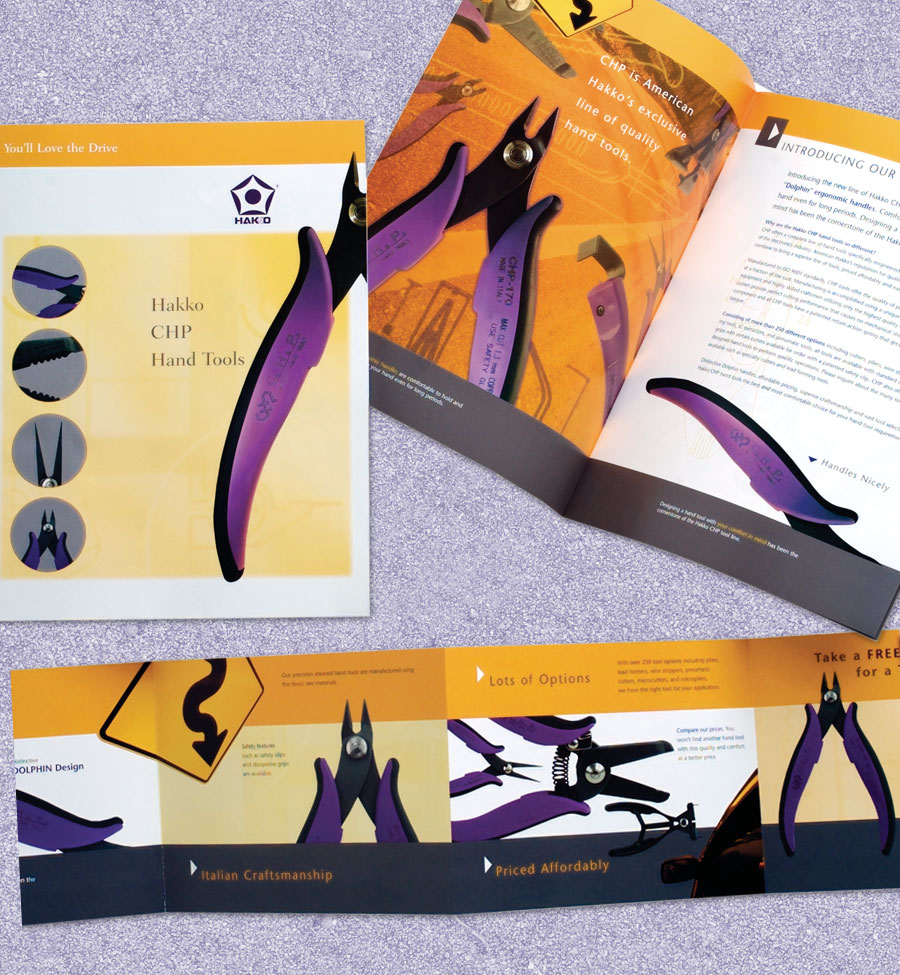 Catalog, Advertising Campaign, and Brochure