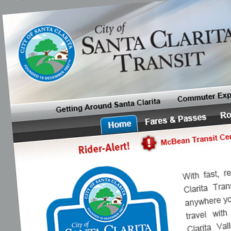Transit Website