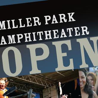 Miller Park Ampitheater