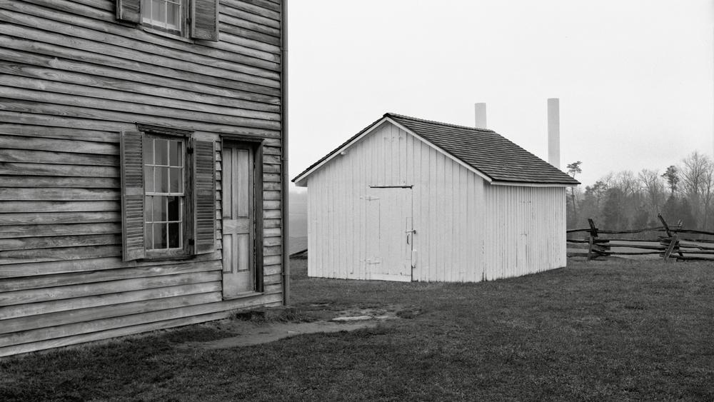 Henry House - Manassas Battlefield Park, Virginia