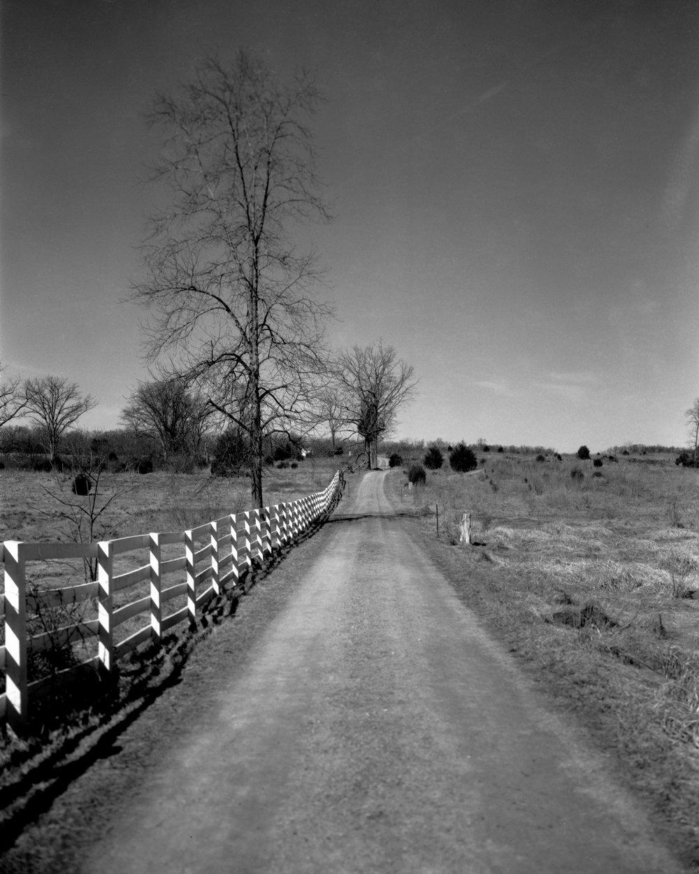 John Slyder Farm. Gettysburg, Pennsylvania.