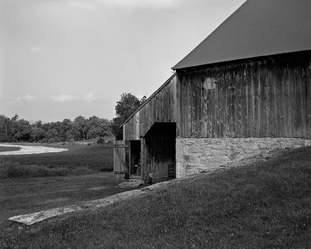 Roulette Farm.  Antietam Battlefield.  Sharpsburg, Maryland.