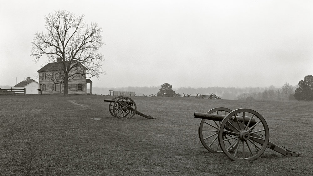 Henry Farm.  Manassas, Virginia.
