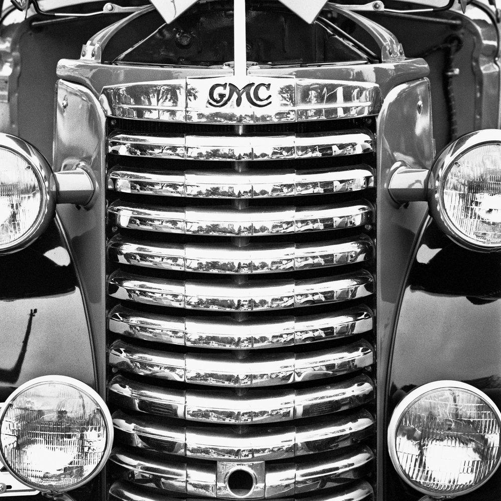 Antique GMC Truck
