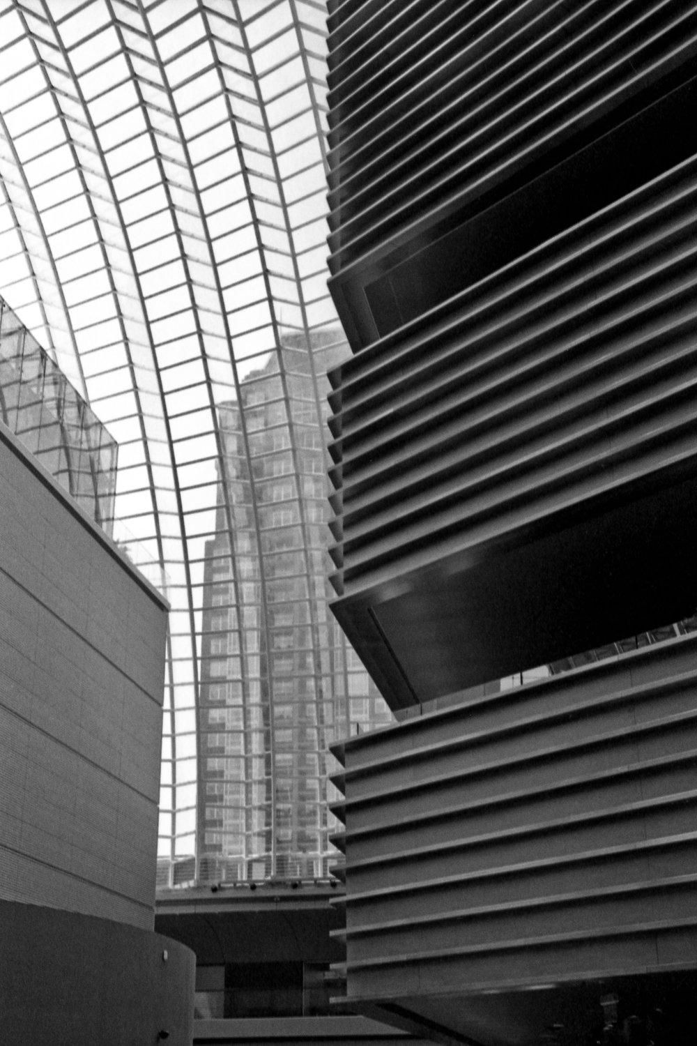 Kimmel Center for the Performing Arts.  Philadelphia, Pennsylvania.