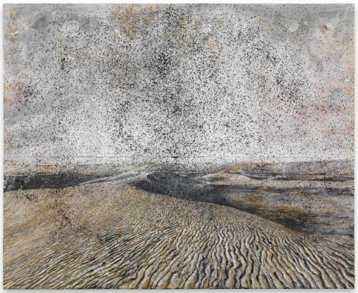 Anselm Kiefer, cette obscure clarté qui tombe des étoiles, 1996