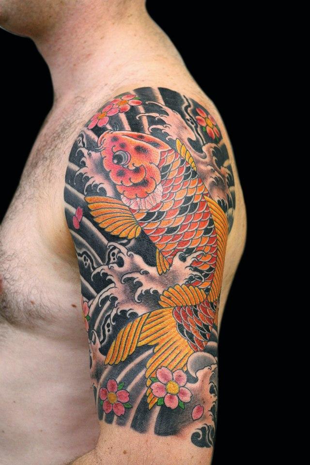 Koi tattoos Sydney Tattoos.jpg