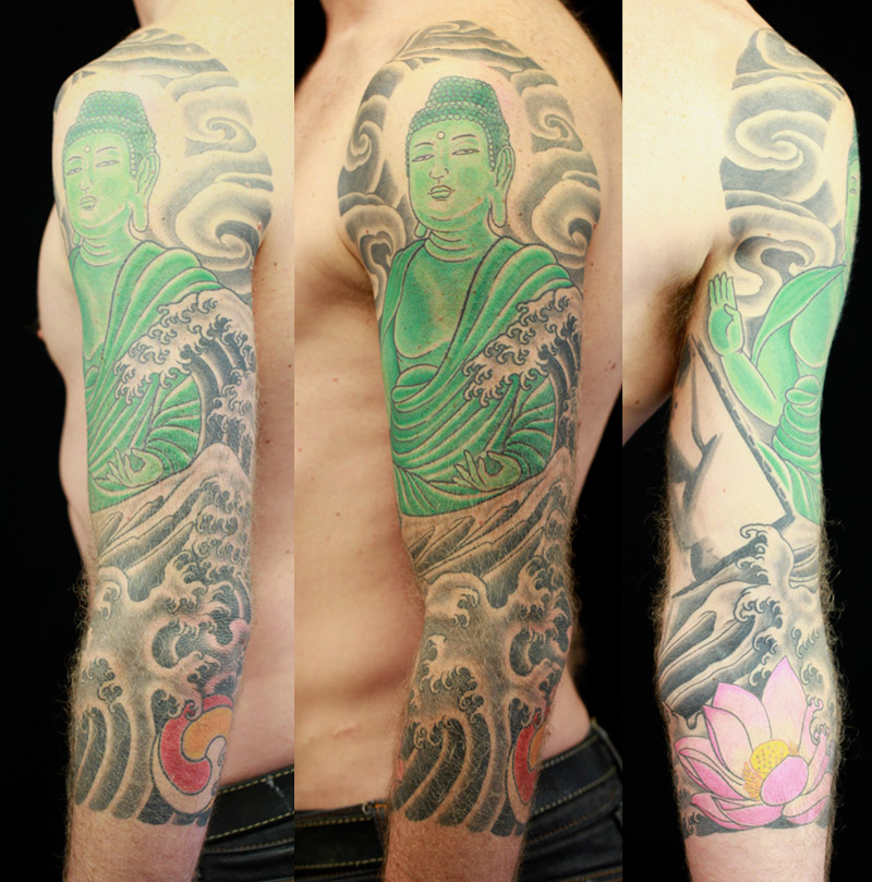 Buddha Tattoo Sydney tattoos Rhys Gordon.jpg