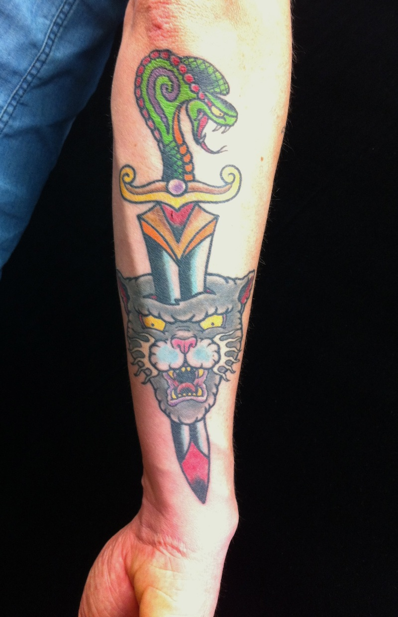 Panther Cobra tattoo Rhys Gordon Sydney Tattoo.jpg