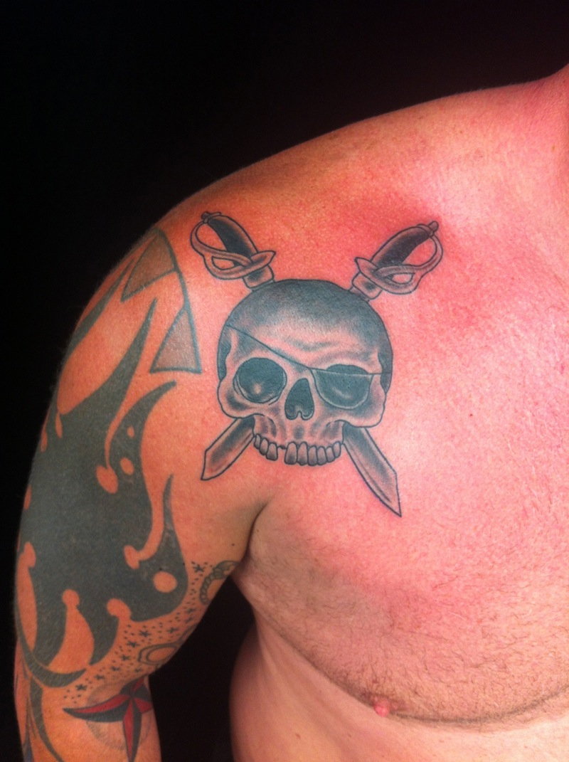 Skull Tattoo Sydney Rhys gordon.jpg