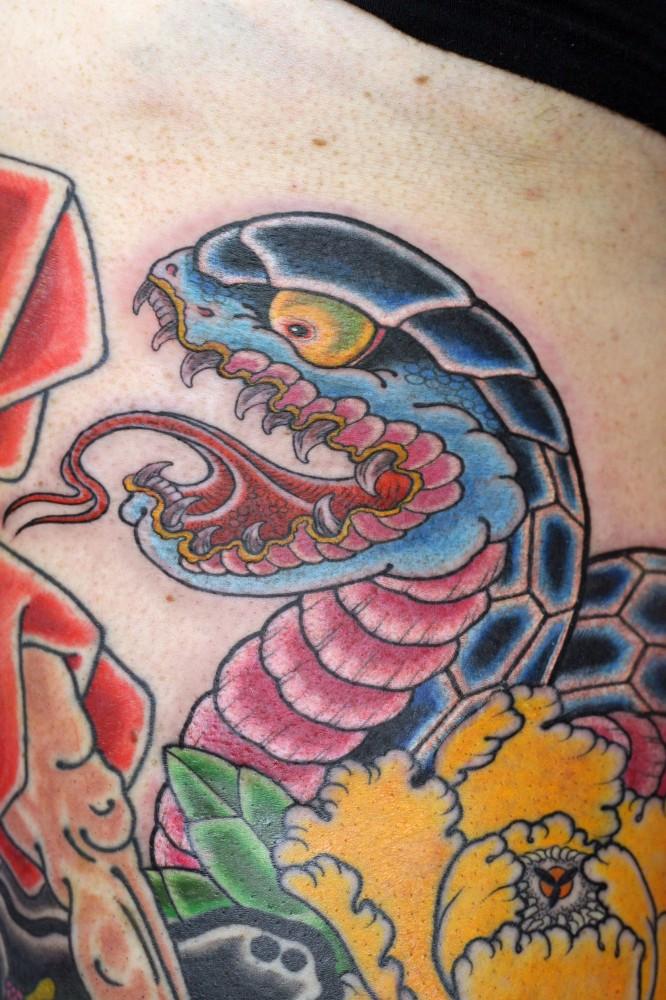 Snake tattoo Little Tokyo Sydney.jpg