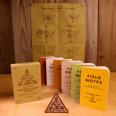 Field Notes 'National Crop' Edition